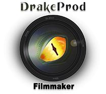 Logo DrakeProd - Producteur audiovisuel