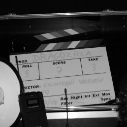 Vidéo production audiovisuelle clapet